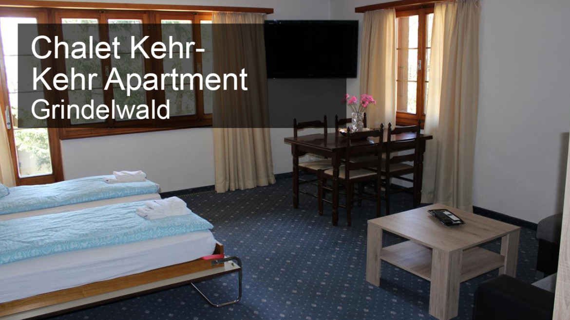 Chalet Kehr – Kehr Apartment