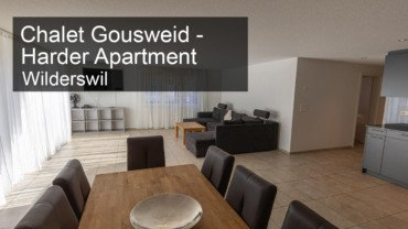 Chalet Gousweid- Harder Apartment